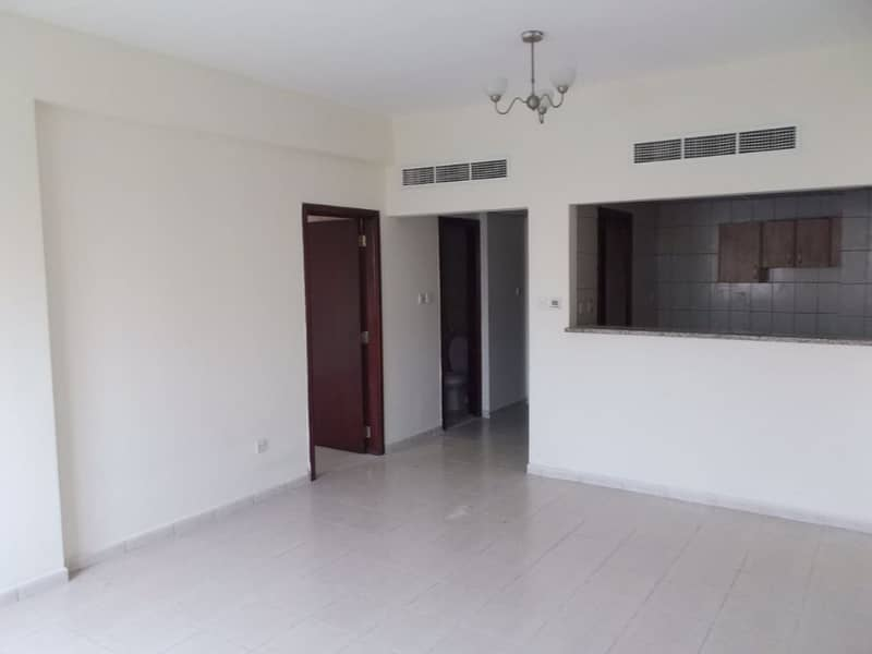 1 bhk with balcony for sale in Morocco cluster 300,000