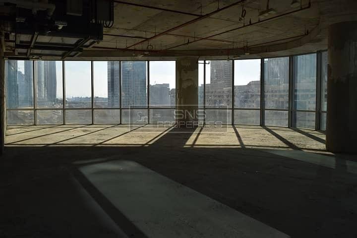 Office full floor I Emirates Financial Tower