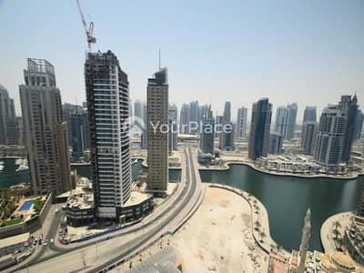شقة 2 غرفة نوم للبيع في دبي مارينا، دبي - 2 Bedroom Apartment|Sea View|Skyview Tower