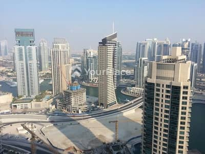 1 Bedroom Flat for Sale in Dubai Marina, Dubai - 1 Bedroom Apartment|High Floor|Dubai Marina