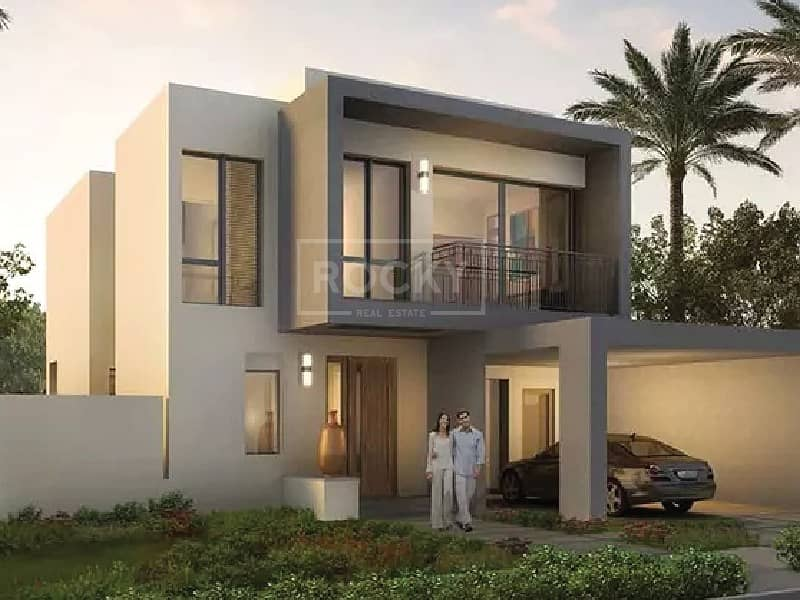 2 Investment Deal | Handed 2021 | Plus Maids room | Dubai Hills