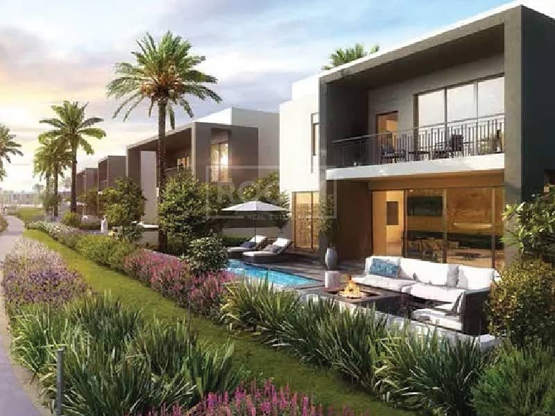 11 Investment Deal | Handed 2021 | Plus Maids room | Dubai Hills