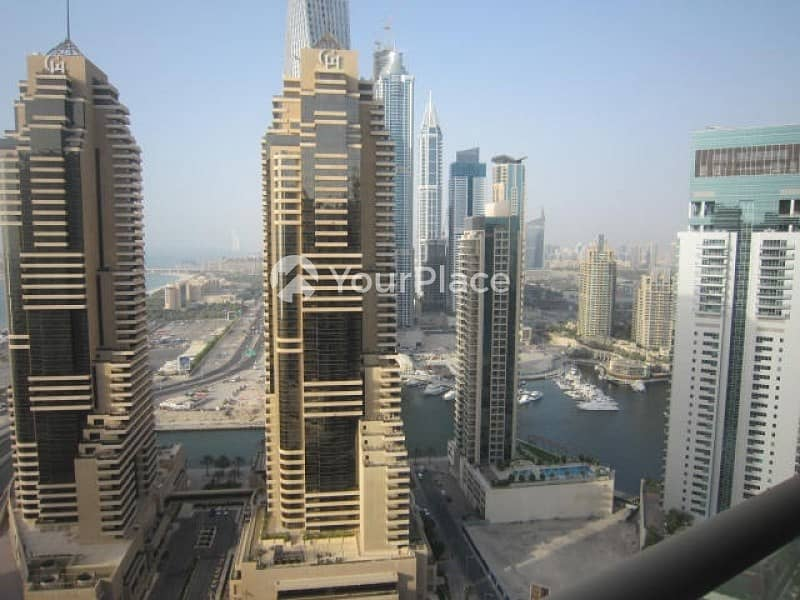 Marina View 1 Bedroom Apartment Sky View Tower