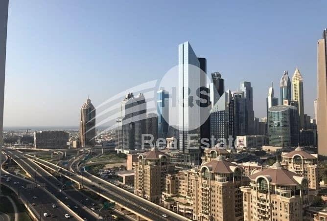 Prestigious Studio with Panoramic View of the City   The address Boulevard