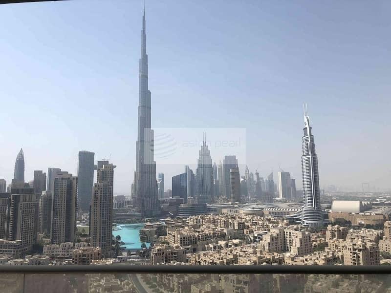3 Br+M  Stunning Burj and Fountain Views