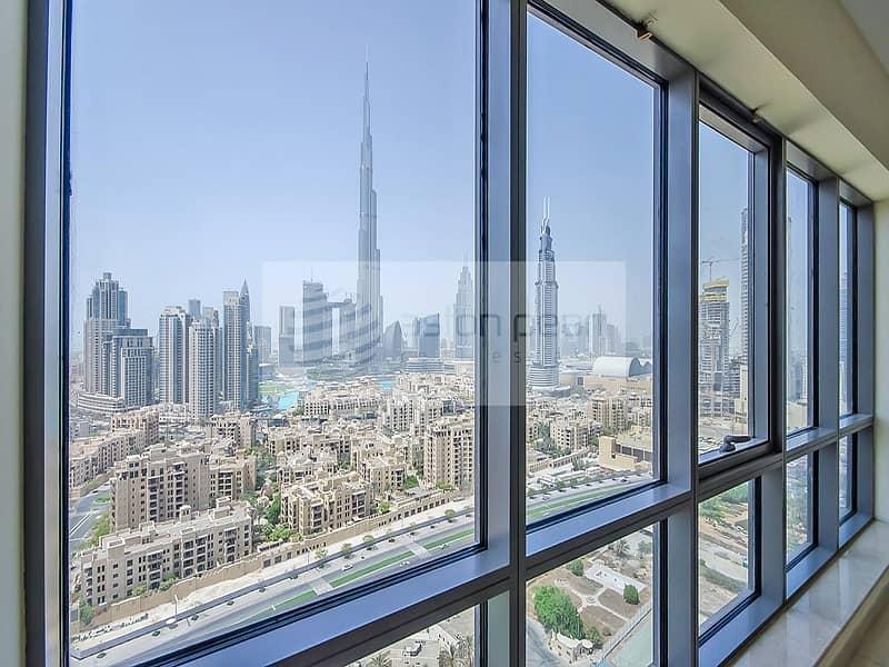 2 3 Br+M  Stunning Burj and Fountain Views