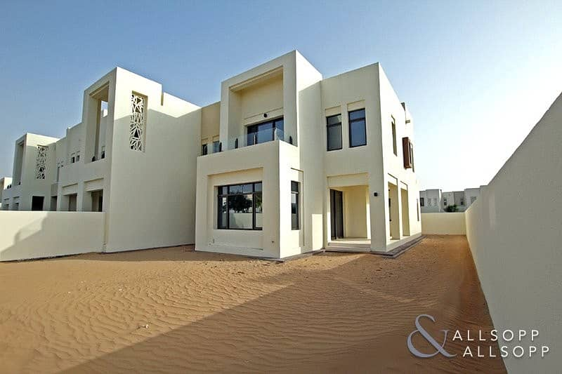 2 Type F | 4 Bedrooms | Backs Pool and Park