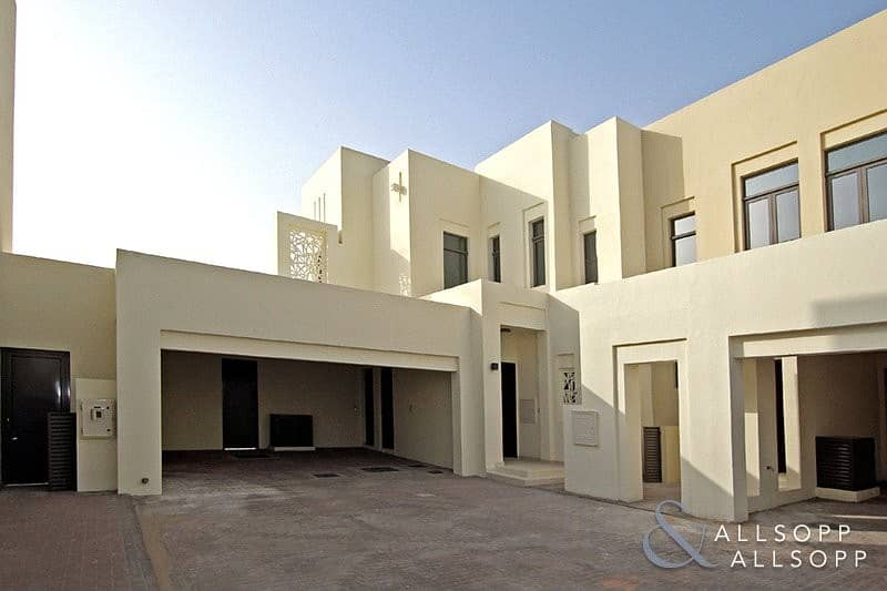 Type F | 4 Bedrooms | Backs Pool and Park