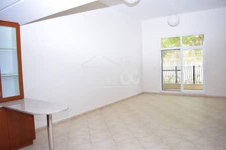 1 Bedroom Flat for Rent in Motor City, Dubai - Ground Floor | Large  | Garden Views