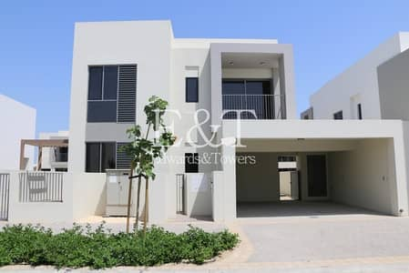 4 Bedroom Villa for Sale in Dubai Hills Estate, Dubai - Cheapest 4 Bed | Single Row | Type E2 | DH
