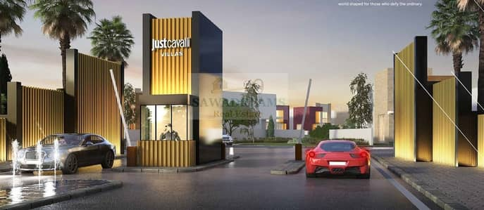 3 Bedroom Villa for Sale in Akoya Oxygen, Dubai - CAVALLI Branded Villas!  0% DLD! FREE SERVICE CHARGE