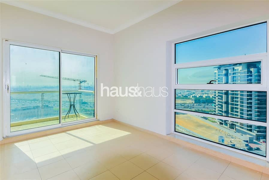 Canal View | Large Balcony | Available Now