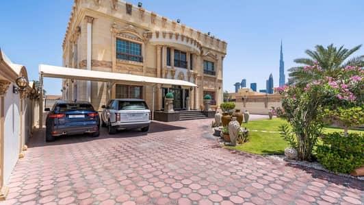فیلا 7 غرفة نوم للبيع في الوصل  ، دبي - Magnificent 7 bedroom villa in Al Wasl