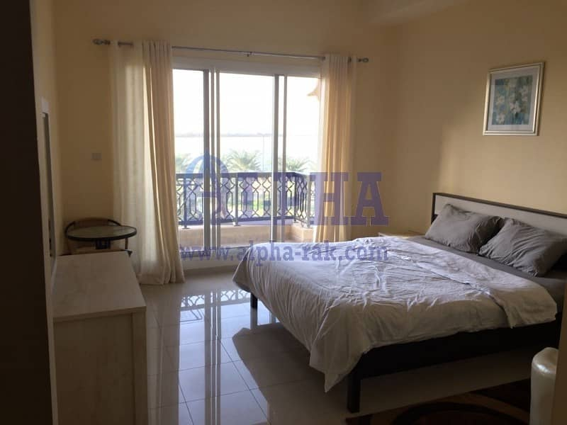 2 Wonderful Sea View | Furnished 1 Bedroom Unit in Kahraman
