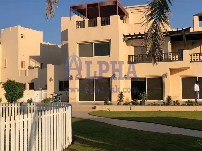 2 Spacious 5 Bedrooms Villa | Garden View | Furnished