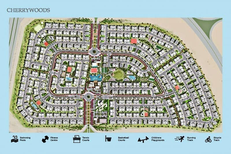 8 PRESTIGIOUS TOWNHOUSES|5 YEARS POST HANDOVER PLAN