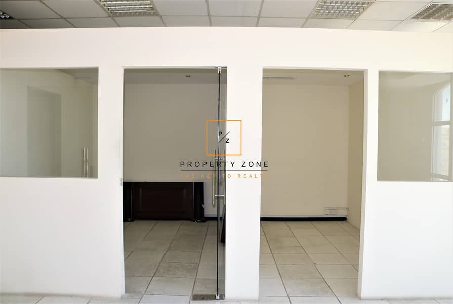 11 Fitted Office Space in  Al Garhoud and Ready to Move In