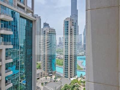 شقة 1 غرفة نوم للبيع في وسط مدينة دبي، دبي - Beautiful 1BR in Boulevard Central Tower