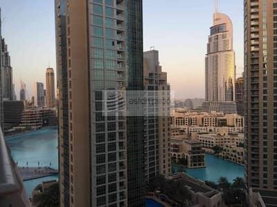 فلیٹ 1 غرفة نوم للبيع في وسط مدينة دبي، دبي - Spacious 1Br+Study | Blvd/Community View