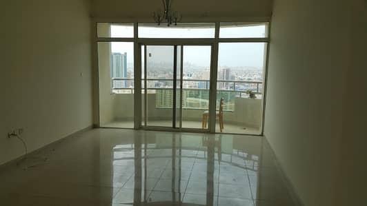 شقة 2 غرفة نوم للايجار في عجمان وسط المدينة، عجمان - شقة في أبراج هورايزون عجمان وسط المدينة 2 غرف 37000 درهم - 4077988
