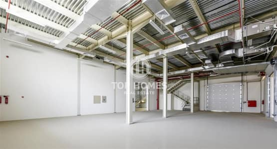 Warehouse for Rent in Nad Al Hamar, Dubai - NO 20% DM Fee | Brand New Warehouse | AC installed