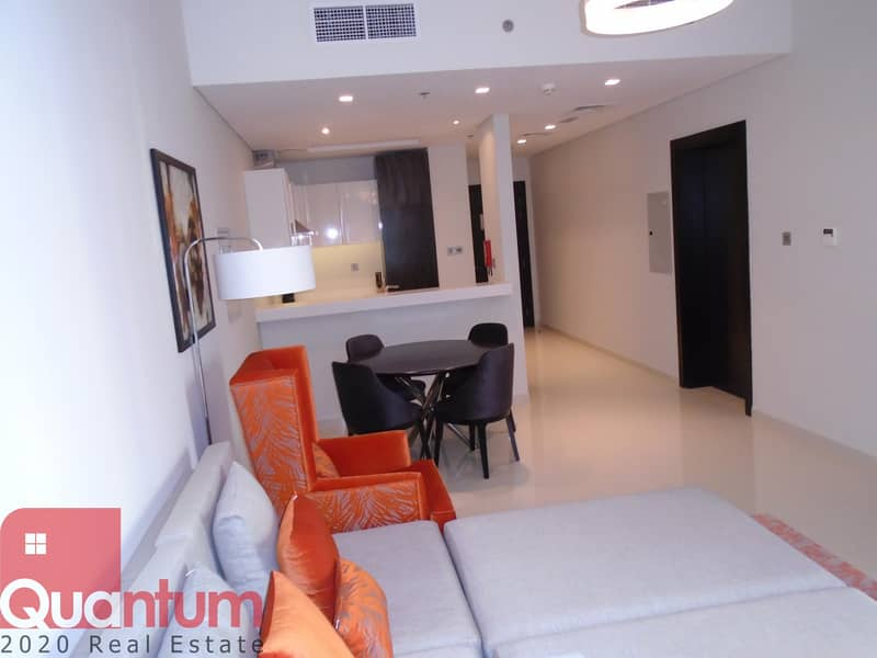 Hotel Apartment  1BR | Fully Furnished | Golf  View Golf Veduta
