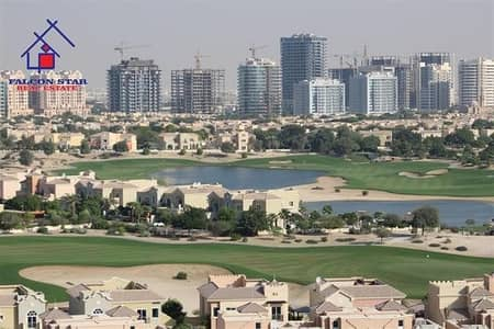 1 Bedroom Apartment for Sale in Dubai Sports City, Dubai - Breathtaking Golf Course Facing Luxury Furnished 1 BHK for Sale | Elite-10, Sports City