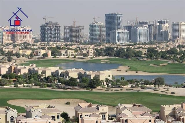Breathtaking Golf Course Facing Luxury Furnished 1 BHK for Sale | Elite-10, Sports City