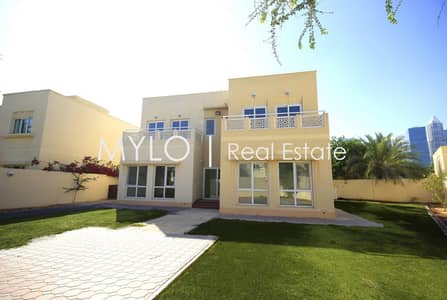 4 Bedroom Villa for Sale in The Meadows, Dubai - Extended type 6 | 5 bedroom  | vacant on transfer