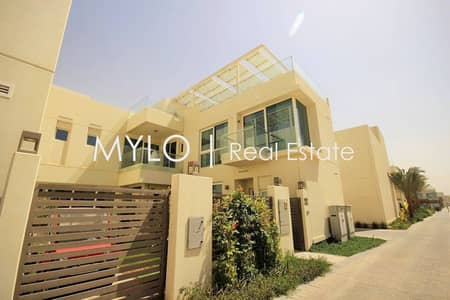 3 Bedroom Villa for Rent in The Sustainable City, Dubai - Great New Price for a Large 3 Bed + Maid
