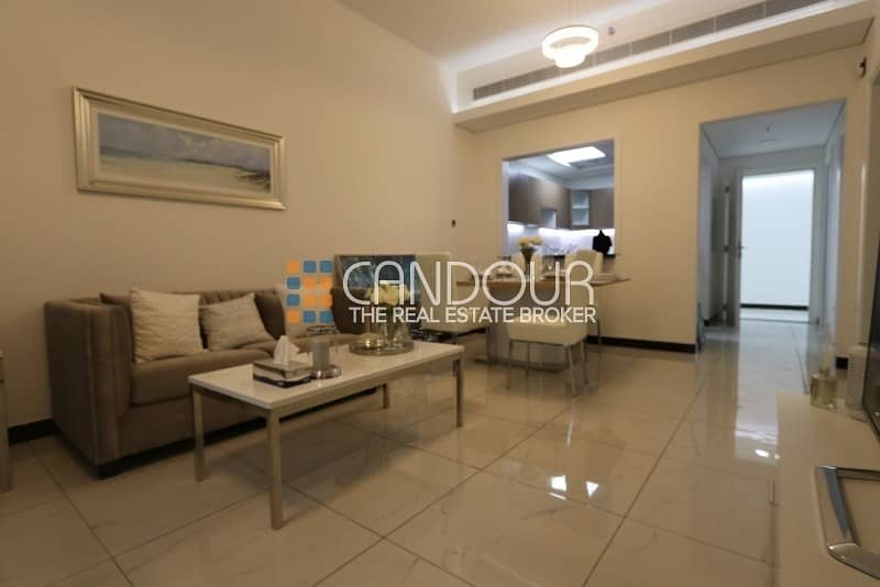 1 BR Duplex for Sale | Circle Mall Views