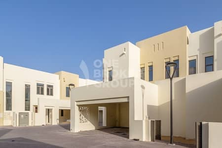 3 Bedroom Townhouse for Sale in Reem, Dubai - Perfect Corner Unit|Oasis of Tranquility