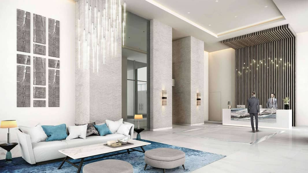 Gracious Four-Bedroom Apartment in The Cove Dubai Creek
