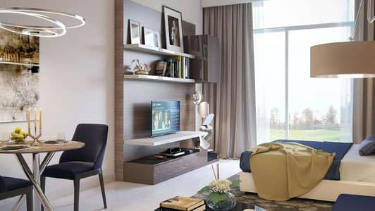 1 Bedroom Flat for Sale in DAMAC Hills (Akoya by DAMAC), Dubai -  Dubailand