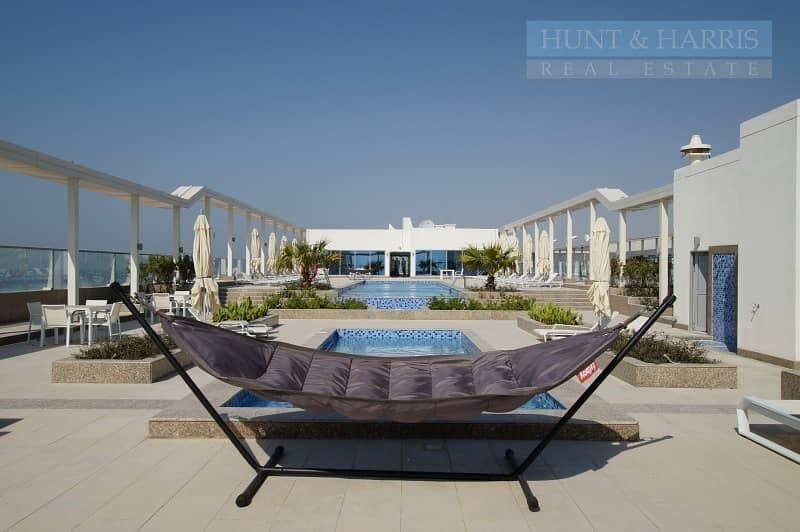 15 Beach & Sea Facing 2 Bedroom Gulf Suite - Al Marjan Island