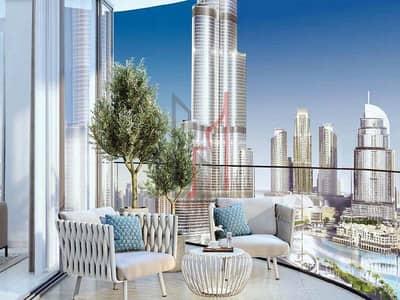 3 Bedroom Apartment for Sale in Downtown Dubai, Dubai - Luxurious 3BR|Apt|Bur Khalifa View