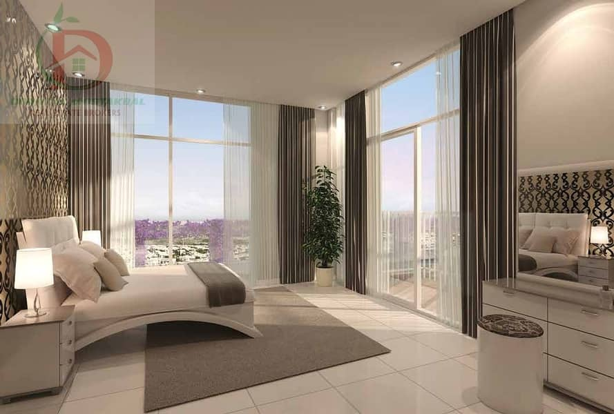 10 Fully Furnished Apartments of your choice in Al Furjan