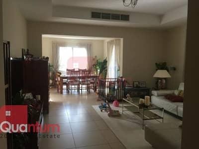 فیلا 4 غرفة نوم للايجار في واحة دبي للسيليكون، دبي - Spacious Parkside 4 br villa  in Cluster D