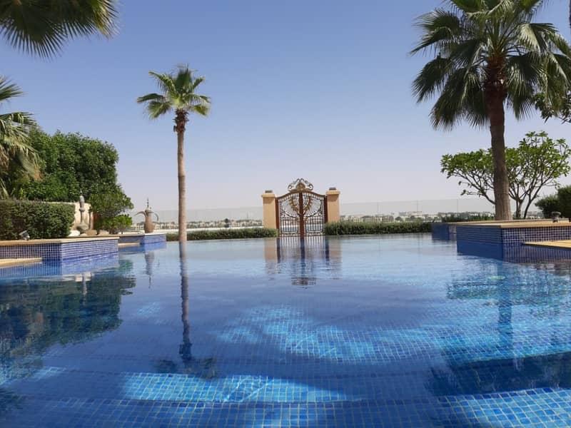 فیلا في جزيرة الصقر قرية الحمراء 5 غرف 8500000 درهم - 4079971
