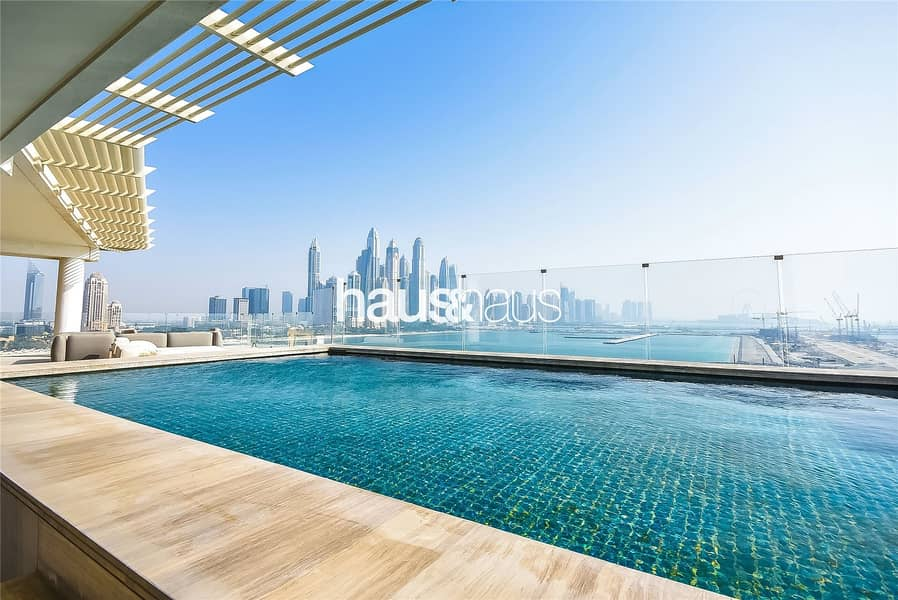 Stunning Penthouse | Private Pool | Sea Views