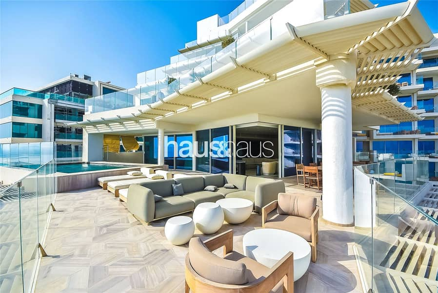 2 Stunning Penthouse | Private Pool | Sea Views