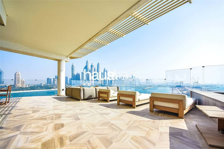2 Stunning Penthouse   Private Pool   Sea Views