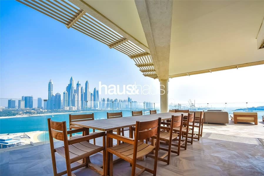 10 Stunning Penthouse | Private Pool | Sea Views