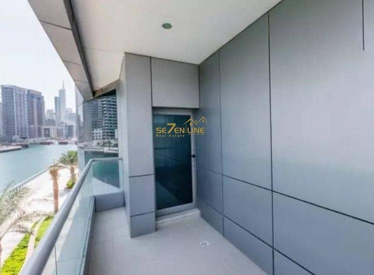 Well Maintained 2 Bed with Marina View
