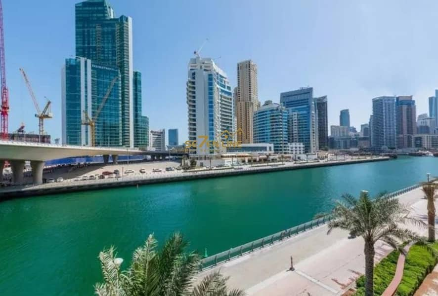 10 Well Maintained 2 Bed with Marina View