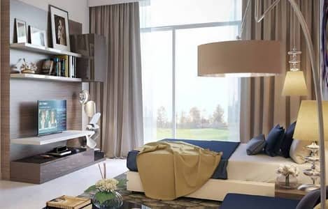 Studio for Sale in DAMAC Hills (Akoya by DAMAC), Dubai - Pay in 3 years | 14% DP | Breath-taking Golf Views at Damac Hills, Call Munir
