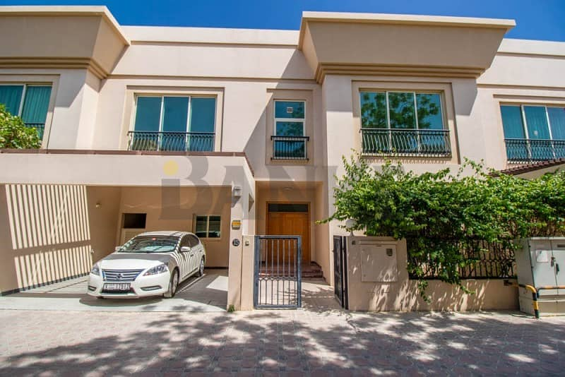 2 One Month Free| walking Distance to Canal |spacious 5 Bed  Villa