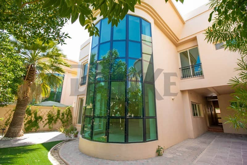 One Month Free| walking Distance to Canal |spacious 5 Bed  Villa