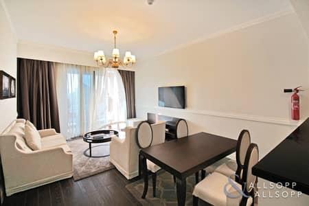 فلیٹ 1 غرفة نوم للبيع في نخلة جميرا، دبي - 11.9% NET Return | 1 Bed | Dukes Hotel