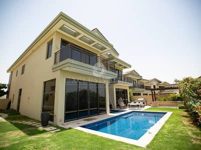 5 Bedroom Villa for Sale in Jumeirah Golf Estate, Dubai - Priced to sell - 5BR A type - luxury finish